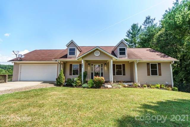 385 Green Valley Drive, Mars Hill, NC 28754 (#3782168) :: Home Finder Asheville