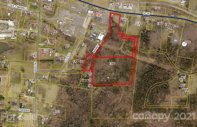 0 Bandit Street, Taylorsville, NC 28681 (#3782185) :: High Performance Real Estate Advisors