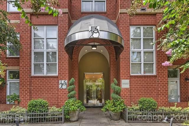 1320 Fillmore Avenue #412, Charlotte, NC 28203 (#3782187) :: Robert Greene Real Estate, Inc.