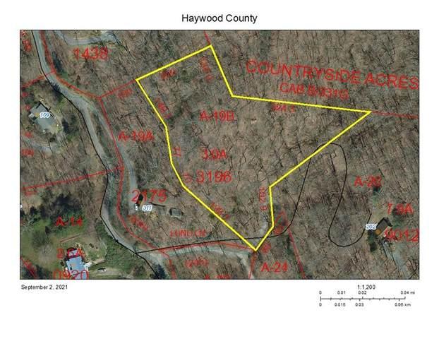 Lot 19B Lono Lane 19B, Waynesville, NC 28785 (#3782235) :: Carver Pressley, REALTORS®