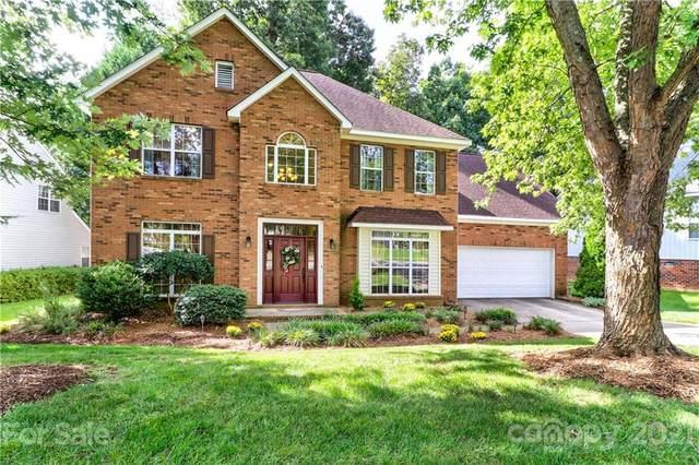 126 Harbor Cove Lane, Mooresville, NC 28117 (#3782316) :: Premier Realty NC