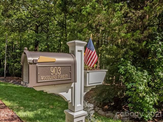 903 Woodland Forest Drive, Waxhaw, NC 28173 (#3782348) :: Carver Pressley, REALTORS®