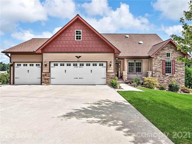 263 Tryon View Drive, Flat Rock, NC 28731 (#3782350) :: Puma & Associates Realty Inc.