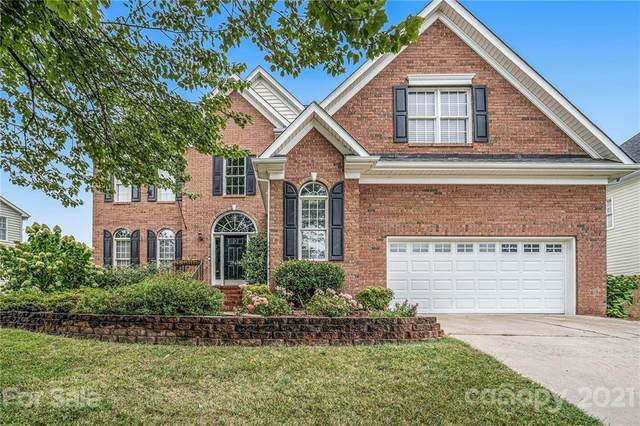 15602 Northstone Drive, Huntersville, NC 28078 (#3782401) :: Robert Greene Real Estate, Inc.