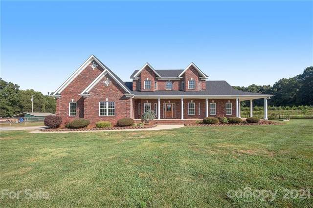 920 Fowler Road, Monroe, NC 28110 (#3782434) :: Odell Realty