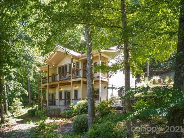 355 Blaine Mountain Estates Road, Franklin, NC 28734 (#3782462) :: Exit Realty Elite Properties