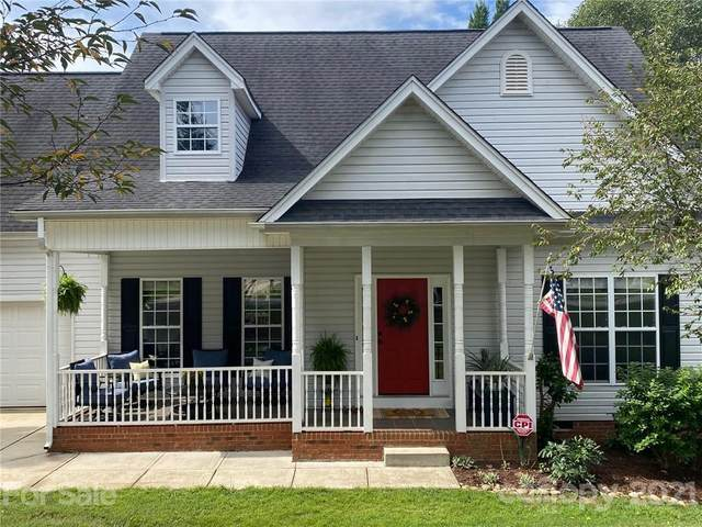 13400 Willow Breeze Lane, Huntersville, NC 28078 (#3782472) :: Besecker Homes Team