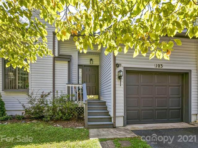 103 Cimarron Drive, Asheville, NC 28803 (#3782475) :: Home Finder Asheville