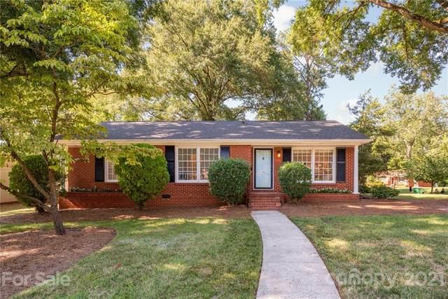 1421 Briarfield Drive, Charlotte, NC 28205 (#3782510) :: Carver Pressley, REALTORS®