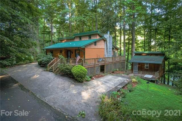32 Hamilton Court, Maggie Valley, NC 28751 (#3782532) :: Home Finder Asheville