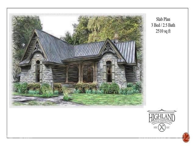 LOT 2203 Glenn Court, Mill Spring, NC 28756 (#3782560) :: LePage Johnson Realty Group, LLC