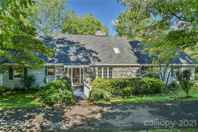 120 Woodburn Drive #1, Swannanoa, NC 28778 (#3782577) :: Homes Charlotte
