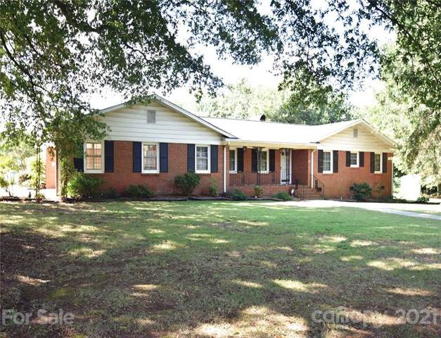 1203 Sycamore Street, Monroe, NC 28112 (#3782626) :: Besecker & Maynard Group