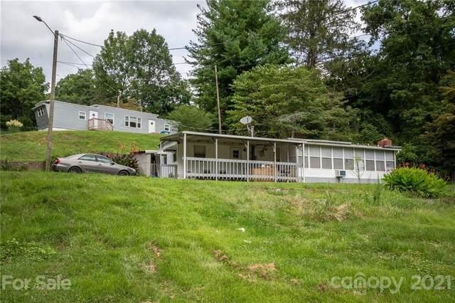 106 & 104 Patton Hill Road, Swannanoa, NC 28778 (#3782631) :: Homes Charlotte