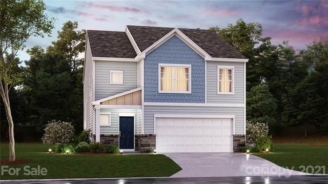 2807 Oldfield Drive #87, Monroe, NC 28110 (#3782666) :: Briggs American Homes