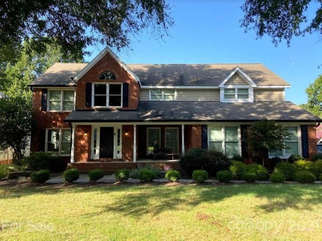 14124 Canvasback Drive, Charlotte, NC 28273 (#3782668) :: Lake Wylie Realty