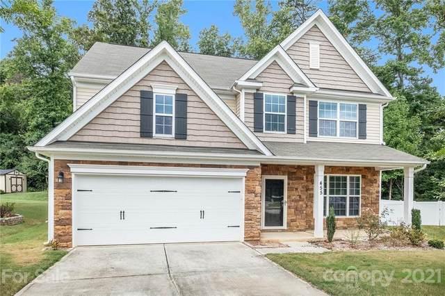455 Elaine Place, Concord, NC 28027 (#3782747) :: Keller Williams South Park