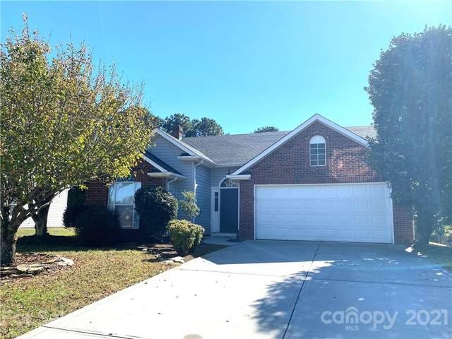 3677 Lake Spring Avenue, Concord, NC 28027 (#3782828) :: Besecker & Maynard Group