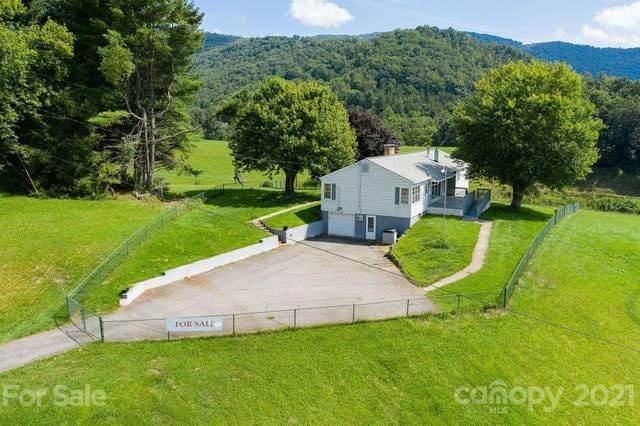 412 Palmer Road, Waynesville, NC 28786 (#3782860) :: Home Finder Asheville