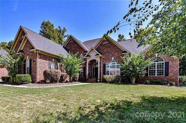 372 Killian Court, Matthews, NC 28104 (#3782867) :: Briggs American Homes