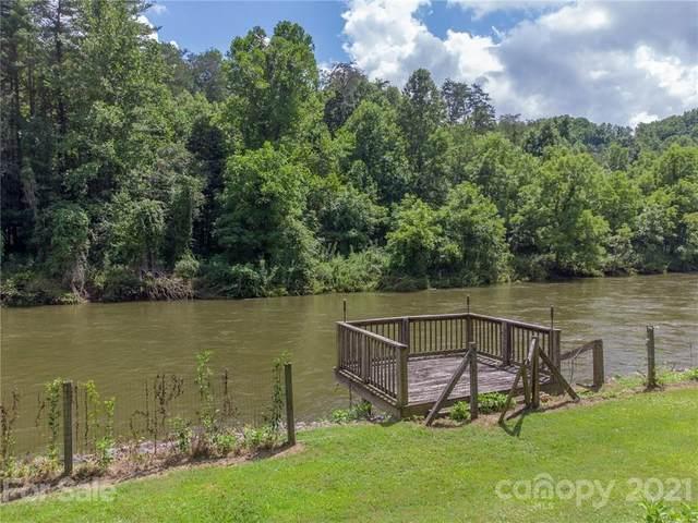 708 Riverbend Road, Cullowhee, NC 28723 (#3782895) :: Carver Pressley, REALTORS®