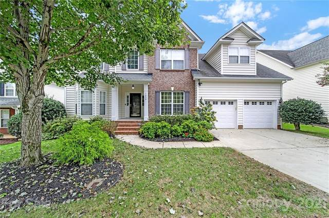 1458 Bedlington Drive NW, Charlotte, NC 28269 (#3782907) :: Puma & Associates Realty Inc.