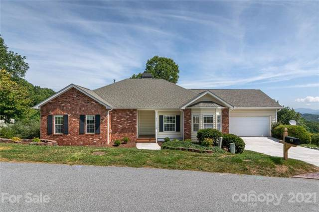 670 High Quarry Road, Hendersonville, NC 28791 (#3782909) :: Premier Realty NC