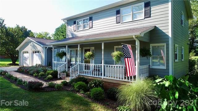 1724 Acorn Avenue, Hudson, NC 28638 (#3782930) :: Besecker & Maynard Group