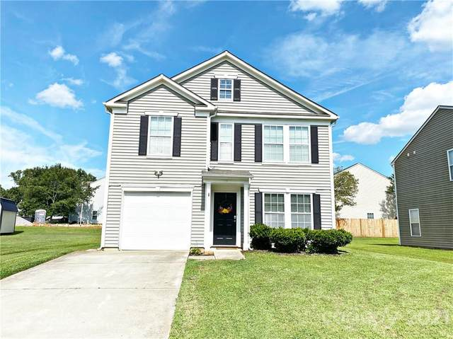 140 Vermillion Loop, Statesville, NC 28625 (#3782995) :: Besecker Homes Team