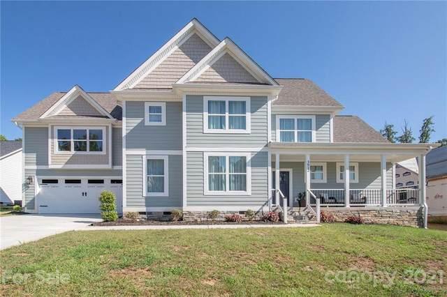 3912 13th Street NE, Hickory, NC 28601 (#3783010) :: Besecker Homes Team
