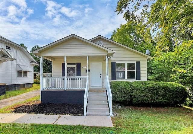 521 S Church Street, Salisbury, NC 28144 (#3783035) :: Besecker Homes Team
