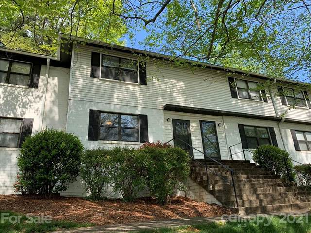 615 Biltmore Avenue X-2, Asheville, NC 28803 (#3783080) :: Modern Mountain Real Estate
