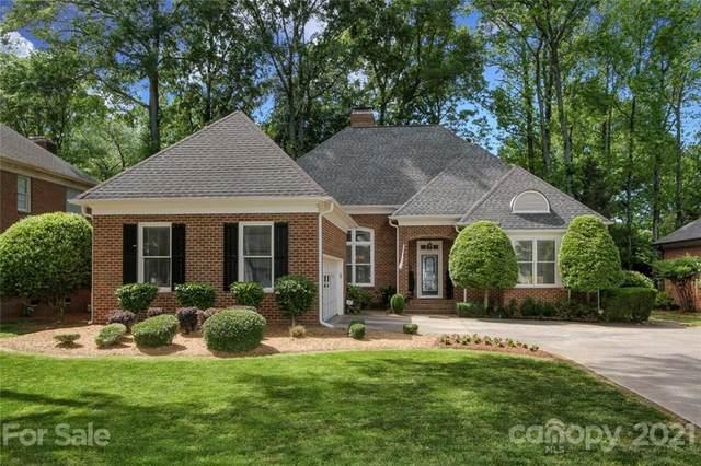 6708 Mahogany Woods Drive, Charlotte, NC 28210 (#3783131) :: LePage Johnson Realty Group, LLC