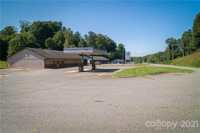 3152 Hwy 18 Highway S, Morganton, NC 28655 (#3783179) :: LePage Johnson Realty Group, LLC
