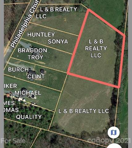 7 Philadelphia Church Road, Marshville, NC 28103 (#3783196) :: Mossy Oak Properties Land and Luxury