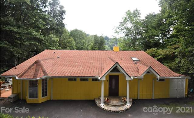 969 Mountain View Drive, Maggie Valley, NC 28751 (#3783219) :: Home and Key Realty