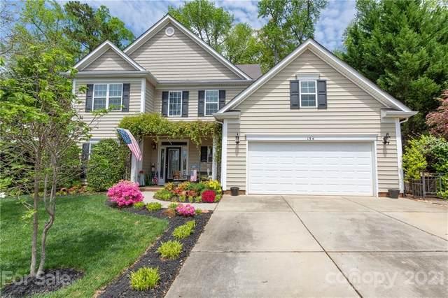 134 W Cavendish Drive #68, Mooresville, NC 28115 (#3783229) :: Carver Pressley, REALTORS®
