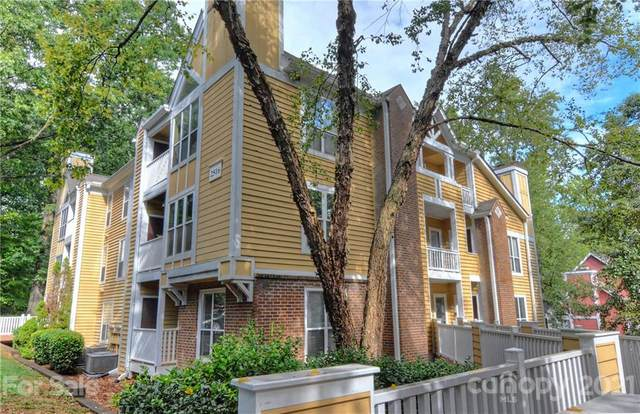 2516 Cranbrook Lane #8, Charlotte, NC 28207 (#3783276) :: Homes Charlotte
