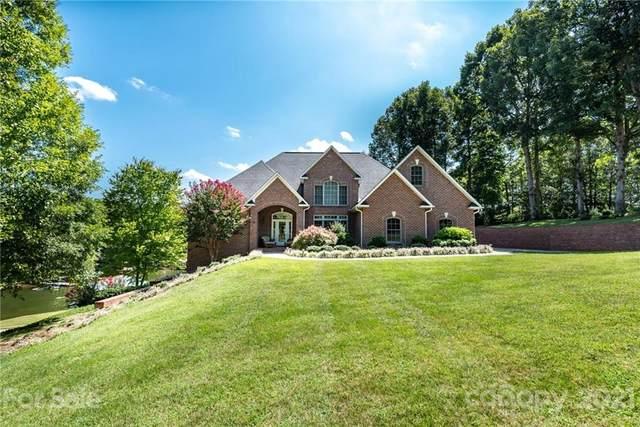 496 Davis Cove Road, Taylorsville, NC 28681 (#3783292) :: Premier Realty NC