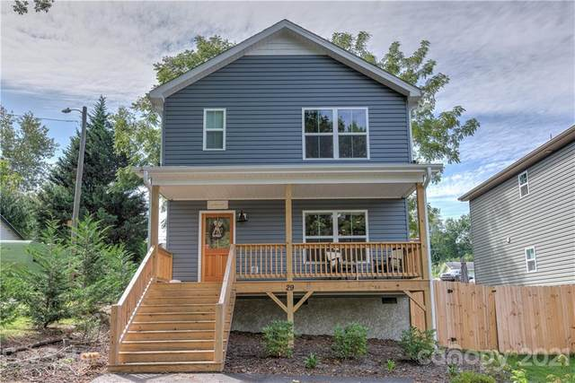 29 Busbee View Road, Asheville, NC 28803 (#3783296) :: Bigach2Follow with Keller Williams Realty