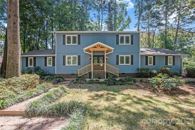 501 Camelot Drive, Salisbury, NC 28144 (#3783339) :: Besecker Homes Team