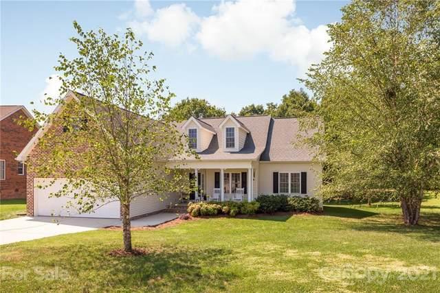 843 Meadow Drive, Oakboro, NC 28129 (#3783395) :: Briggs American Homes