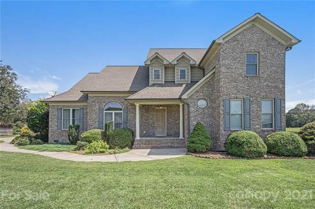 495 New Salem Road, Statesville, NC 28625 (#3783456) :: Carver Pressley, REALTORS®