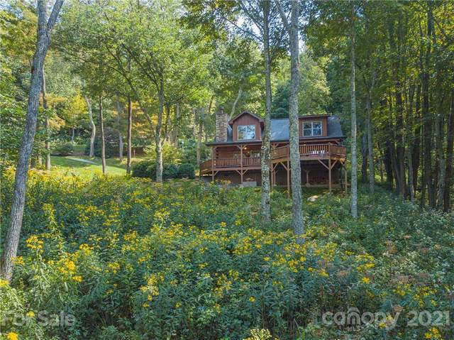 1755 Odalu Trail, Maggie Valley, NC 28751 (#3783459) :: Rowena Patton's All-Star Powerhouse
