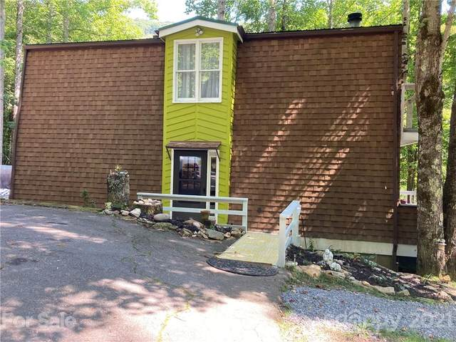 80 Chalet Place, Maggie Valley, NC 28751 (#3783500) :: Homes Charlotte
