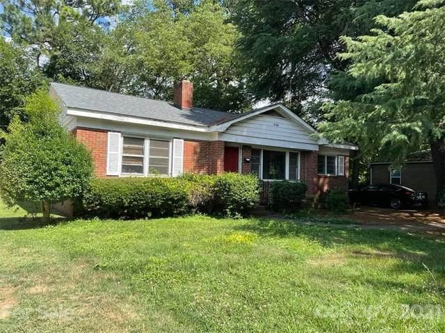 1626 Taylor Avenue, Charlotte, NC 28216 (#3783507) :: Caulder Realty and Land Co.