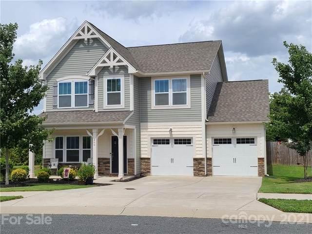 266 Whispering Hills Drive, Locust, NC 28097 (#3783513) :: Besecker Homes Team