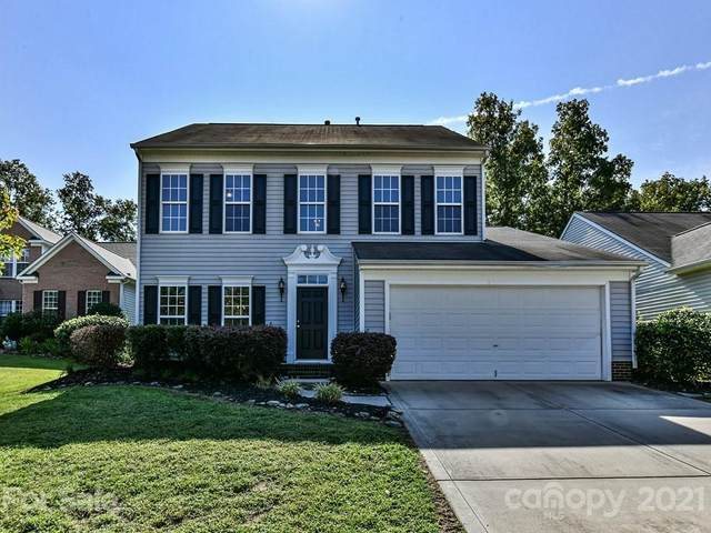 1015 Canopy Drive, Indian Trail, NC 28079 (#3783538) :: Besecker Homes Team