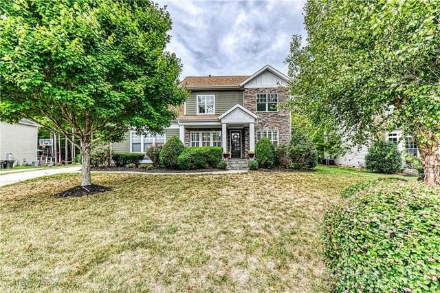 547 Spruce Hollow Lane, Clover, SC 29710 (#3783565) :: Besecker Homes Team