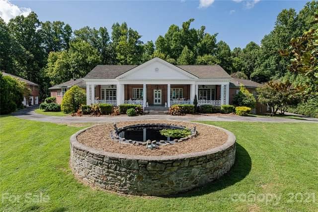 2781 Laurel Park Highway, Hendersonville, NC 28739 (#3783575) :: Home Finder Asheville